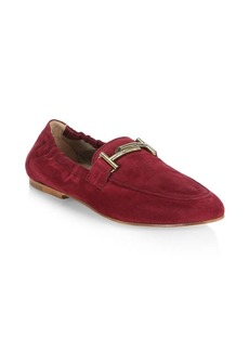 Cuoio Legg Suede Loafer