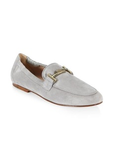 Cuoio Legg Suede Loafers