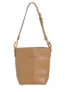 Tod's D-bag Mini Sac Leather Shoulder Bag