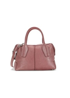 Tod's D-Styling Leather Bauletto Bag
