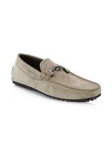 Tod's Double T City Loafers