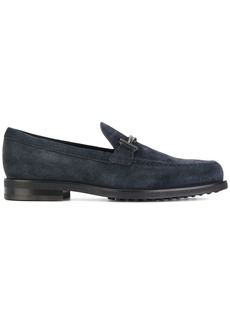 Tod's Double T Fondo Gomma loafers