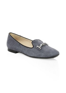 Tod's Double T Slip-On Loafers