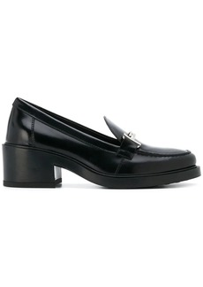 Tod's double T slippers