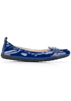 Tod's elasticated penny loafers