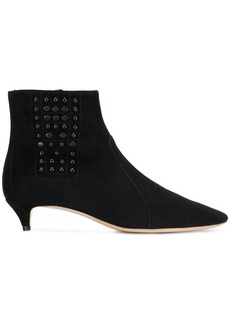 Tod's embellished ankle boots
