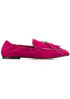 Tod's feather loafers