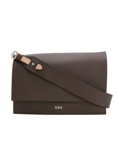 Tod's flap crossbody bag