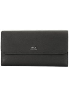 Tod's flap wallet