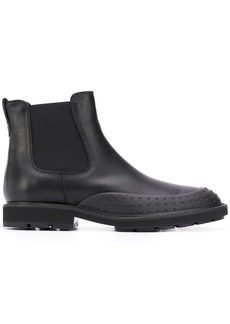 Tod's Gommini beatle boots