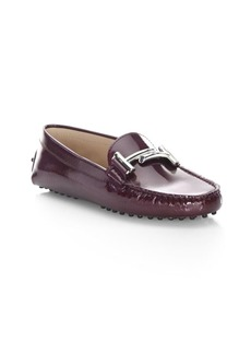 Tod's Gommini Double T-Bar Loafers