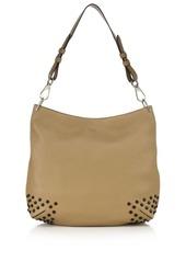 Tod's Gommini Medium Leather Hobo Bag