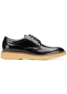 Tod's gum sole Derby shoes