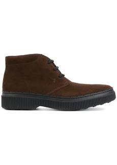 Tod's lace-up boots