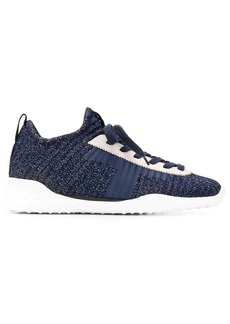 Tod's lace-up knit sneakers