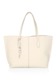 Tod's Large Joy Open Top Leather Tote