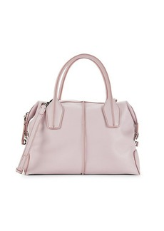 Tod's Leather Top Handle Bag