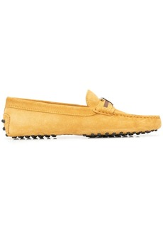 Tod's Gommino Driving suede shoes
