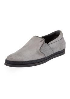 Tod's Men's Molveno Espadrille Slip-On Sneakers
