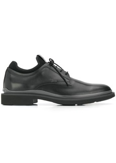 Tod's mesh panel derby shoes