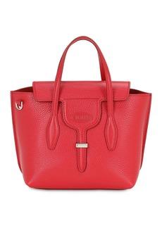 Tod's Mini Grained Leather Joy Bag