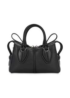 Tod's Mini Patent Leather D Bag