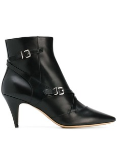 Tod's multi-buckle ankle boots