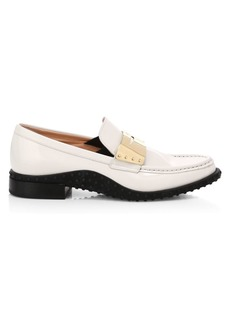 Tod's New Fashion Patent Leather Loafers