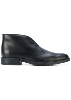 Tod's Oxford shoe boots