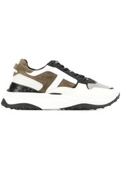 Tod's panelled chunky sneakers