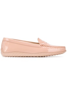 Tod's pebble-sole loafers
