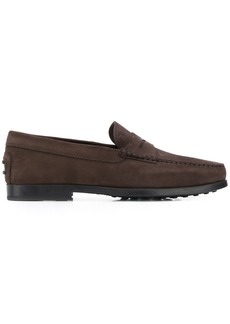 Tod's penny-strap loafers