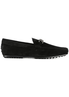 Tod's plaque Gommino loafers