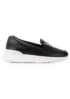 Tod's platform loafers