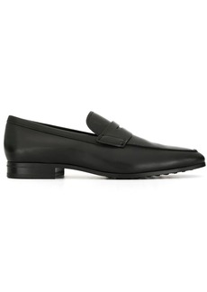 Tod's pointed classic loafers