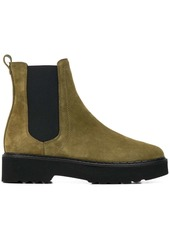 Tod's pull-on platform boots