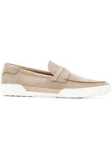 Tod's Riviera slip-on shoes