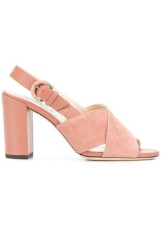 Tod's slingback sandals