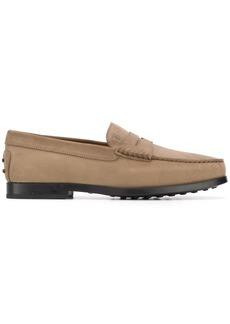 Tod's slip-on penny loafers