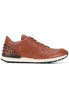 Tod's studded detail sneakers