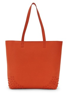 Tod's Studded Leather Tote