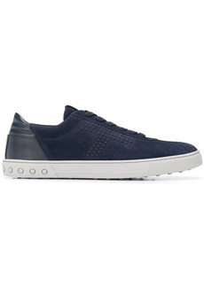 Tod's studded low top sneakers