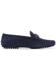 Tod's sude Gommino loafers