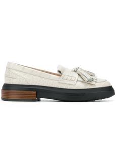 Tod's tassel-embellished loafers