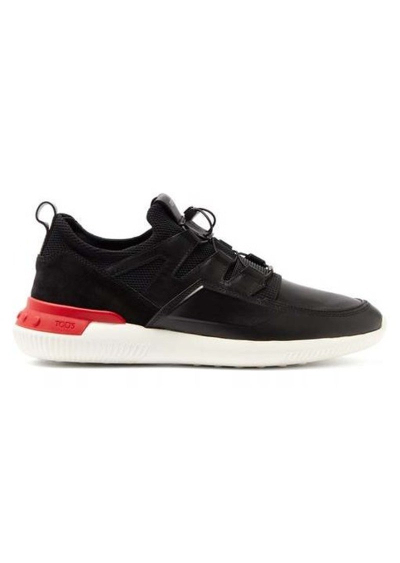 Tod's Active Sport Light 91B low-top leather trainers