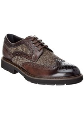 Tod's Brogue Leather Shoe