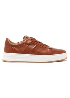 Tod's Cassetta low-top leather trainers