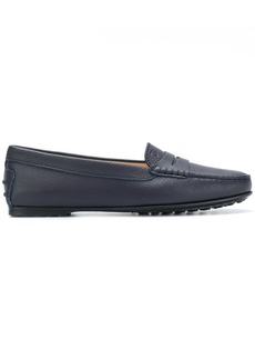 Tod's City Gommino loafers - Blue