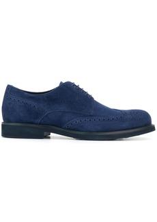 Tod's classic brogues - Blue