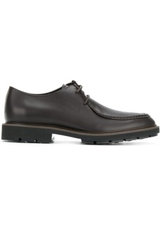 Tod's classic lace-up shoes - Brown